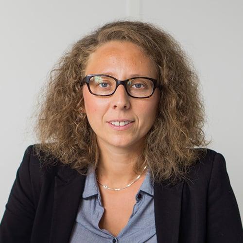 Eurielle Rivière, avocate au barreau de Lille