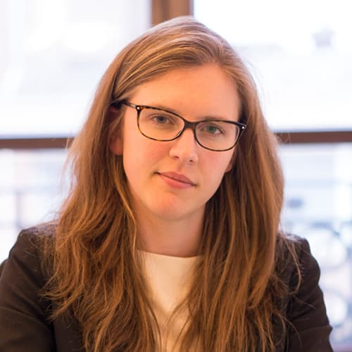 Myriam Hentz, avocate au barreau de Lille